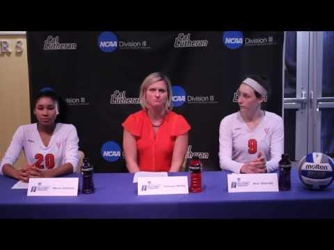NCAA Regional Semifinal Press Conference