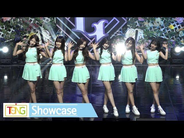 GFRIEND(여자친구) 'LOVE WHISPER'(귀를 기울이면) Showcase Stage (PARALLEL, 패럴렐)