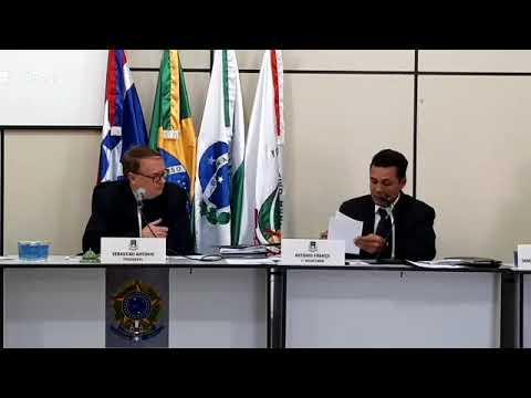 XIX SESSÃO PLENÁRIA DELIBERATIVA ORDINÁRIA DE 2017