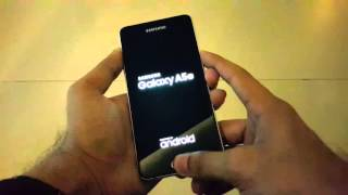 HOW TO: Access Recovery Mode on Samsung Galaxy A5 2016