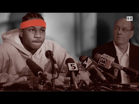 The Inside Look at Carmelo Anthony and Syracuse's 2003 National Championship Run (видео)