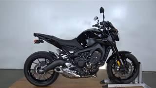 4. 2016 Yamaha FZ-09