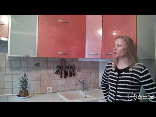Отзыв о кухне под заказ - Наталья