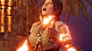 Video Shadow of The Tomb Raider - Final Boss Fight (Tomb Raider 2018) PS4 Pro MP3, 3GP, MP4, WEBM, AVI, FLV Februari 2019