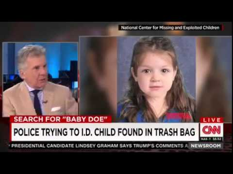 John Walsh: Dead Child Could Be From Illegal Immigrants Who Dumped The Body