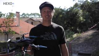 HEXO+ : The First Autonomous Flying Camera