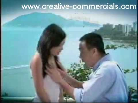 Funny Commercial of Rejoice Shampoo