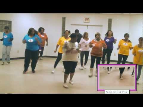 Brand New Slide Line Dance – INSTRUCTIONS