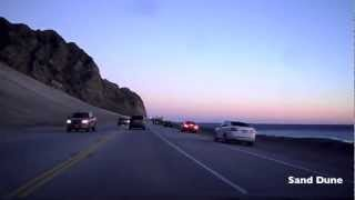 Oxnard (CA) United States  City pictures : Pacific Coast Highway (CA-1) from Oxnard to Malibu