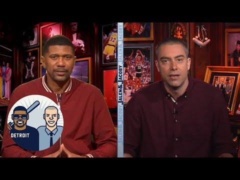 David Jacoby to Odell Beckham Jr.: What are you doing? | Jalen & Jacoby | ESPN (видео)