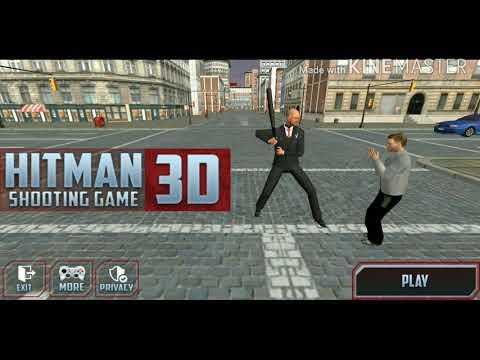 Hitman Secret Agent X: Misson Europe