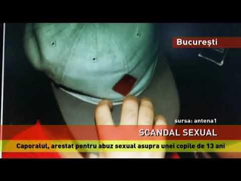 Caporal din cadrul M.Ap.N., arestat pentru abuz sexual asupra unei minore
