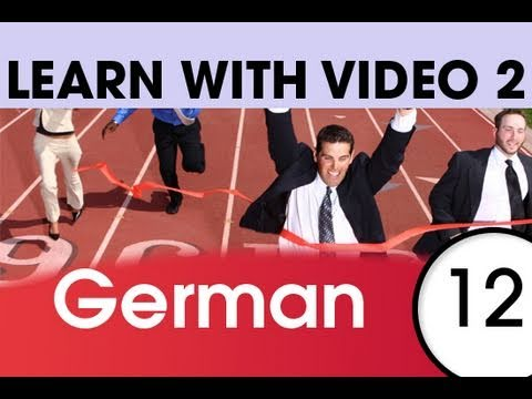 Learn German with Video – Learning Through Opposites 2