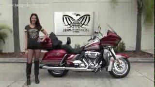 9. 2016 Harley Davidson CVO Road Glide Ultra for sale Tampa Bay