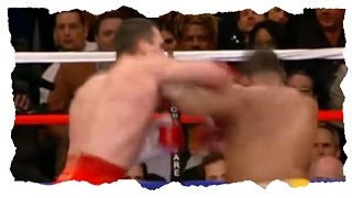 Wladimir Klitschko vs. Calvin Brock