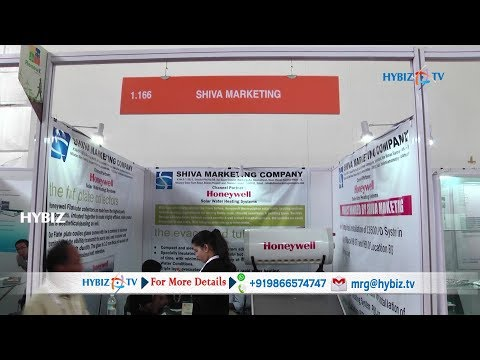 , Shiva Marketing - RenewX 2018 Hyderabad