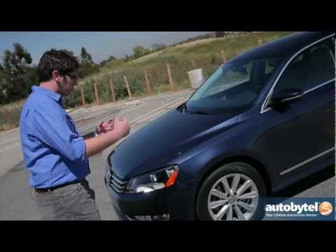 2012 Volkswagen Passat: Video Road Test and Review