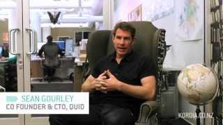 Quid: Sean Gourley #KordiaCommunity - Full interview