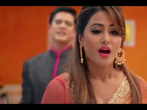 Hina Khan Hot Romance