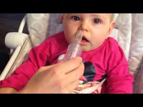 Nasensauger fürs Baby und Kleinkind