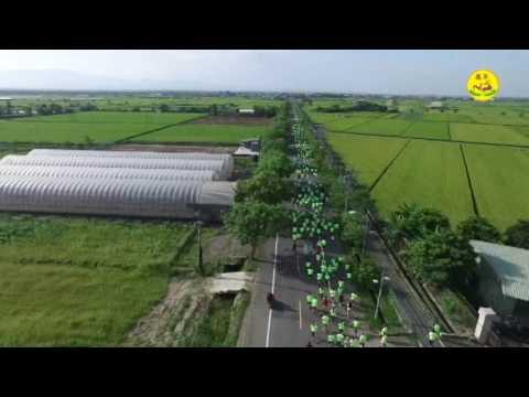 2016 鹿草西瓜盃 空拍影片
