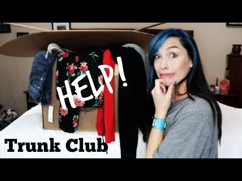 Trunk Club! Unboxing and Try On