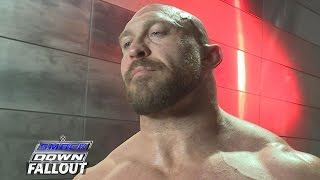 Ryback boldly claims he is the attraction: SmackDown Fallout, April 21, 2016