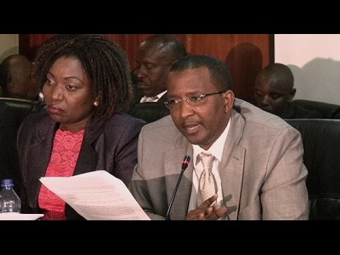 IEBC commissioners at pains to explain why they must stay