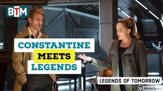 "Video Legends of Tomorrow Season 3 Episode 10 - Constantine Meets Legends ""Daddy Darhkest"" (HD) MP3, 3GP, MP4, WEBM, AVI, FLV Oktober 2018"