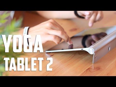 Lenovo YOGA Tablet 2, Review en español