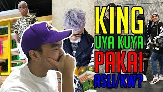 Video KING UYA KUYA PAKAI ASLI ATAU KW? | #HuntingFake MP3, 3GP, MP4, WEBM, AVI, FLV Desember 2018