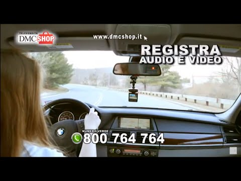 Dash Cam Pro: la tua personale telecamera per la tua auto!