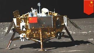 月の裏側へ着陸、中国が世界初目指す