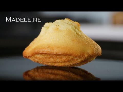 Madeleine Cookies – Bruno Albouze