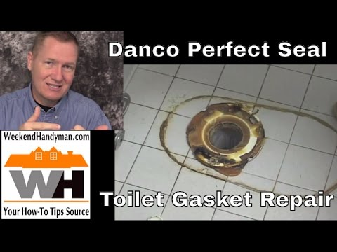 Danco Perfect Seal Toilet Seal: By John Young of the Weekend Handyman