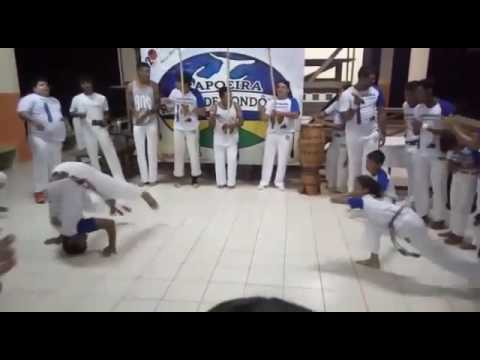 Capoeira raízes de Rondônia em acrelandia