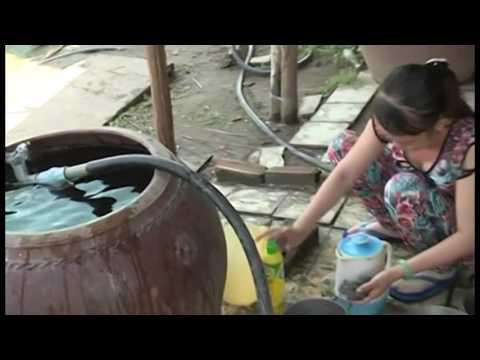 Lợi ích của việc sử dụng nước máy