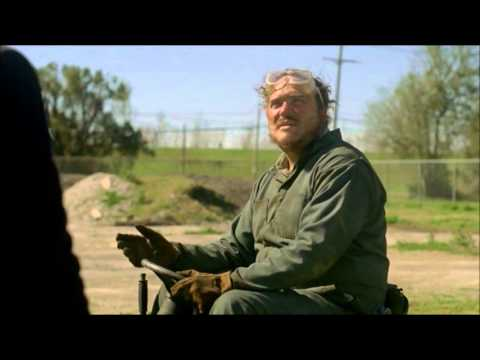 True Detective - The Lawnmower Man's first appearance