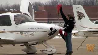 Learn. Live. Dream. Aviation At Western Michigan University