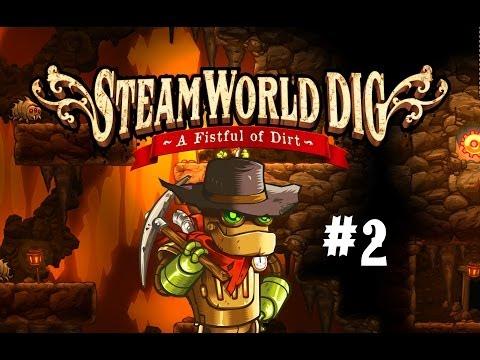 SteamWorld Dig (PC/Gameplay/Full HD) {deutsch} - #02 Neue Stiefel