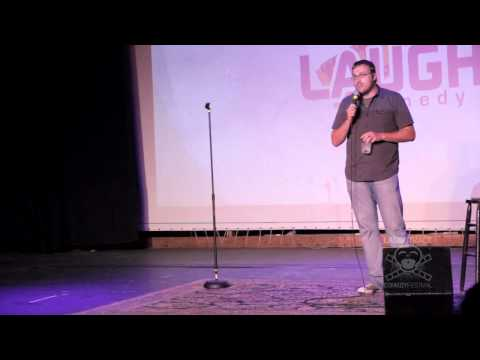 Elliot Woolsey • Laugh Track Comedy Festival 2012