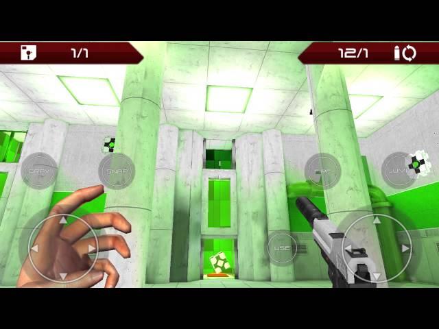 Pulse Infiltrator Gameplay Trailer