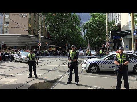 Australien: Mindestens ein Toter bei Messerangriff in Mel ...