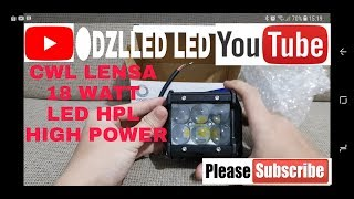 Video TEST LAMPU TEMBAK SOROT LED CWL LENSA 6 MATA CEMBUNG WATERPROOF SINAR PUTIH 6000K MP3, 3GP, MP4, WEBM, AVI, FLV Juli 2018
