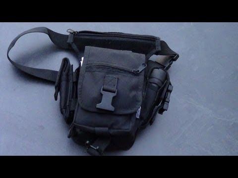 Vorstellung der MFH Hip-Bag Hüfttasche