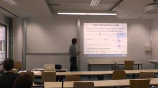 Machine Learning For Computer Vision - Lecture 7 (Dr. Rudolph Triebel)