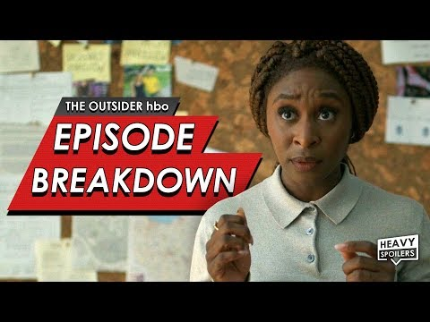 THE OUTSIDER: Episode 6 Breakdown & Ending Explained + Episode 7 Predictions