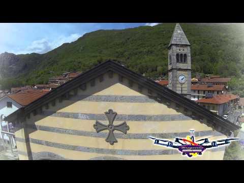 Caprie Drone Video