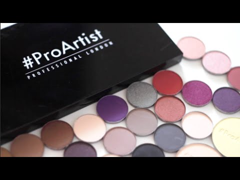 Freedom Makeup London Freedom Pro Artist HD Pro Refills Pro Eyeshadow Shimmer 07