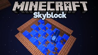 Farming Ink and Obsidian in Skyblock! • Minecraft 1.15 Skyblock (Tutorial Let's Play) [Part 15]